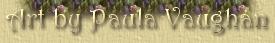Paula Vaughan's Personal Website